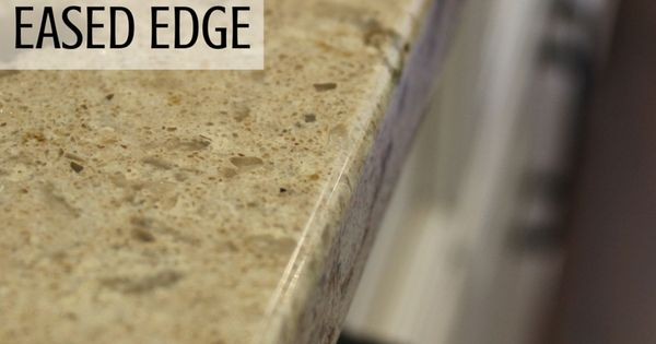 Cambria S Windermere Quartz In The Standard Quot Eased Edge