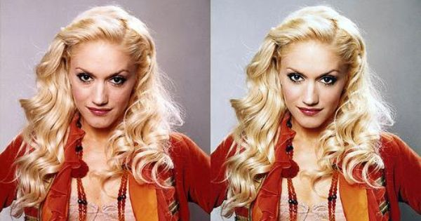 airbrushed celebrities before and after - Google Search ...