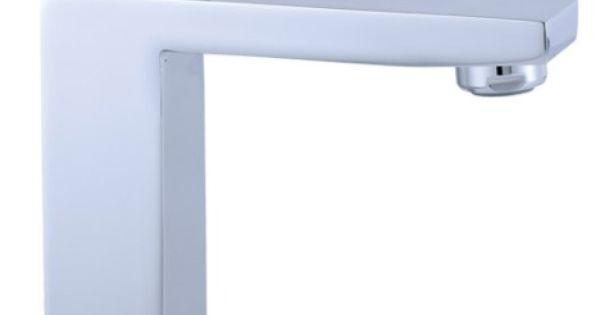 Mitigeur de lavabo bec moyen sensea tely chrom salle for Robinet salle de bain home depot