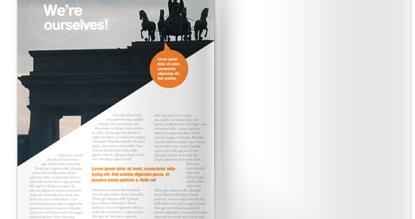 Magazine Layout Design Inspiration 34