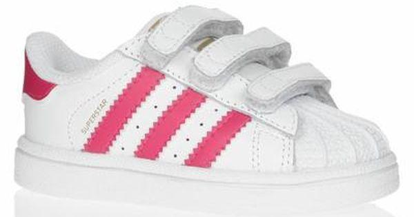 Adidas superstar bébé.   Chaussures de petite fille, Chaussures de ...