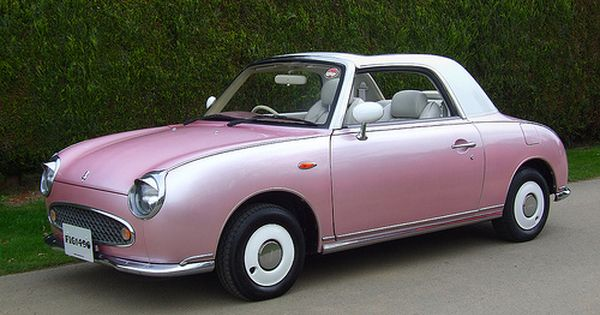 The Blog About Cars Nissan Figaro Retro Yet Modern Nissan Figaro Retro Cars Nissan