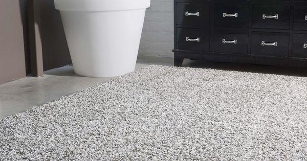 Alfombra de pelo largo modelo emere disponible en varios for Modelos de alfombras