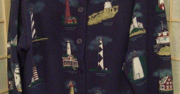 Nautical Shirt Womens