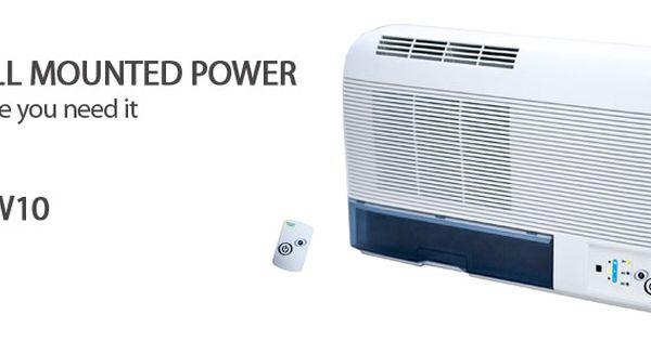 Dcw10 Wall Mounted Dehumidifier Dehumidifiers Air Conditioning Repair Portable Air Conditioning
