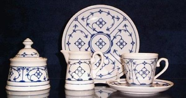 winterling indisch blau kaffeeservice indisch blau. Black Bedroom Furniture Sets. Home Design Ideas