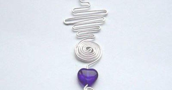 Image detail for -SALE: Unique Pendant Design Necklace | The Beading Lady