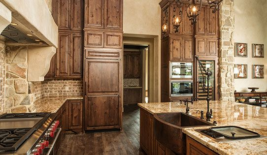 country kitchens images donna s interior accent walls vining design 2934
