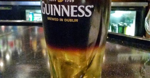 Angry Orchard mixed with Guinness the perfect drink. Its ...