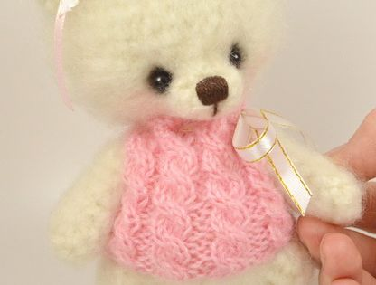 Amigurumi Valentine Teddy Bear Part Two : 1396728607_dsc_08461111111.jpg Valentines Pinterest ...