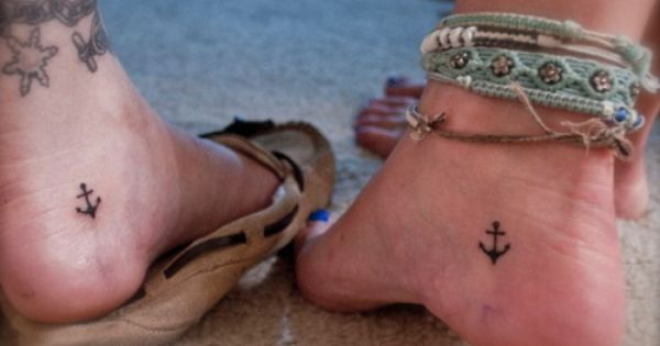 best friend tattoo idea!