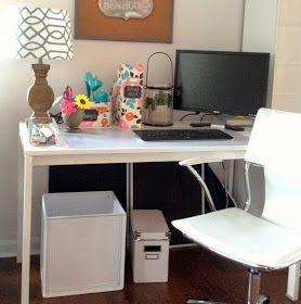 Diy Home Office Desk Skirt Hides Clutter Office Desk Diy Office Desk Buy Office Furniture