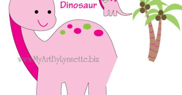 Pin The Tail On The Dinosaur Birthday Party Game DIY