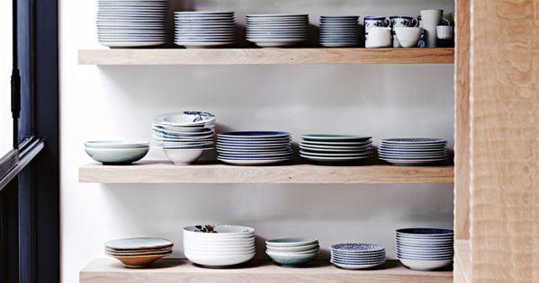 Open Shelving Kitchens Pinterest Lisa Cohen Pantry