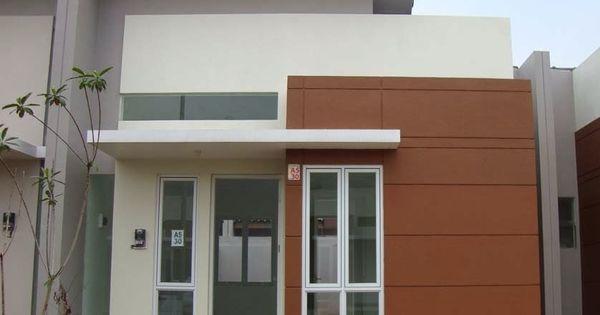 minimalist house terrace design desain teras rumah