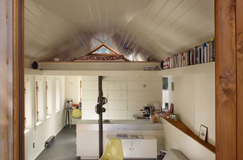 Garage Conversion With A Sleeping Loft Spaces Garage
