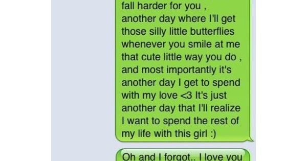 Awww, what girl wouldn't want to wake up to something so sweet?