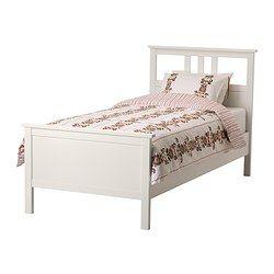 Hemnes Bed Frame Luroy Ikea In 2020 Ikea Bed Bed Frame