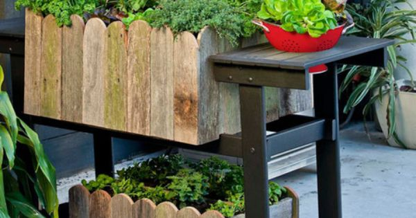 How to make a barbecue planter better homes and gardens Yahoo better homes and gardens