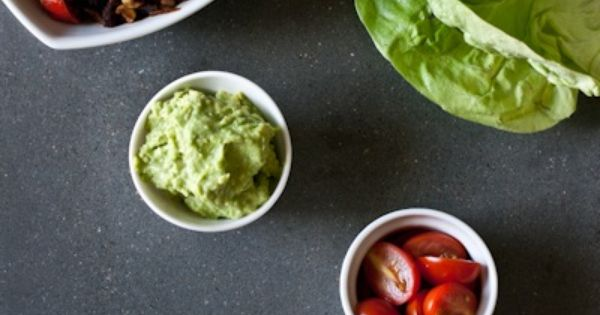 lettuce wrap tacos. Yum!!!!!!!