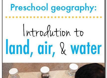 introduction to geography montessori Introduction to peace  a montessori education seeks to teach students, through daily activities in the classroom, the skills to become peacemakers, people.