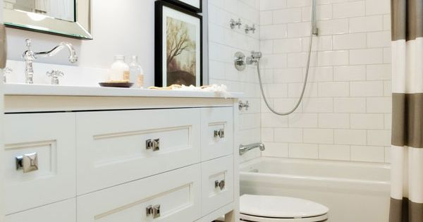 Client Project: Bathroom Reno - Vanessa Francis Design BM Stonington Gray Marble