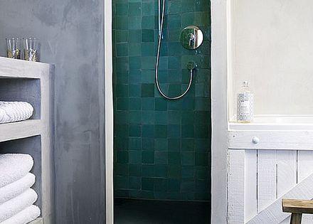 Bathroom Tiles Mosa Que Pinterest Turquoise