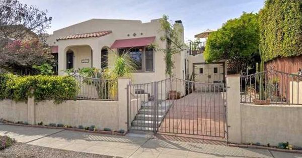 tiny house built in 1927 this spanish style bungalow has