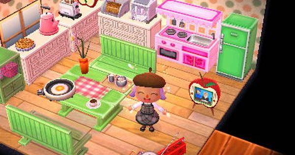Animal Crossing Decorating Ideas