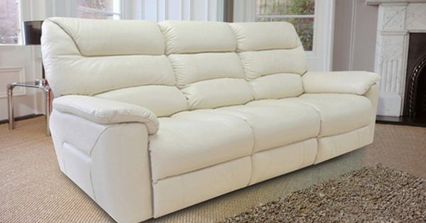 White Leather Lazy Boy Sofa Sofa Bed Sectionals Sleeper Sofa Leather Sofa Pinterest