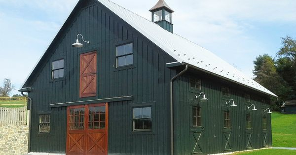 Bank Barn Bank Barns Barns Pinterest