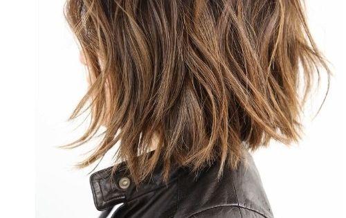 messy bob haircut - Google Search