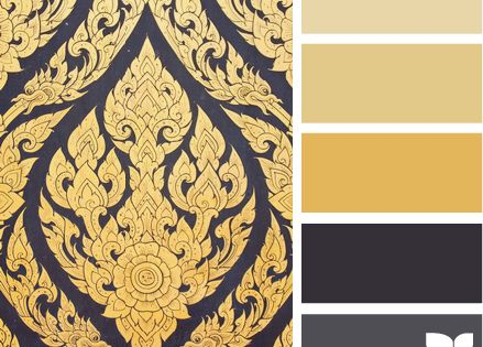 Gris y dorado color palettes pinterest paletas for Kleurcombinaties interieur