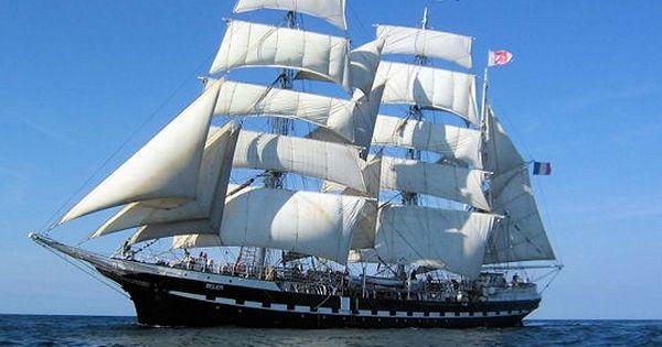 Le belem le voilier qui a travers les mers et l 39 histoire for Construire le belem