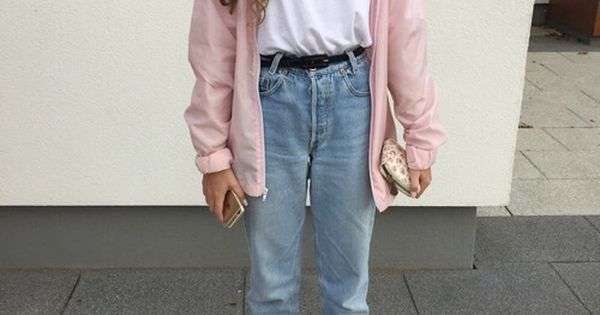 Aesthetic Vintage Clothing: Aesthetic, Bambi, Clothes, Girl, Grunge, Jeans, Light