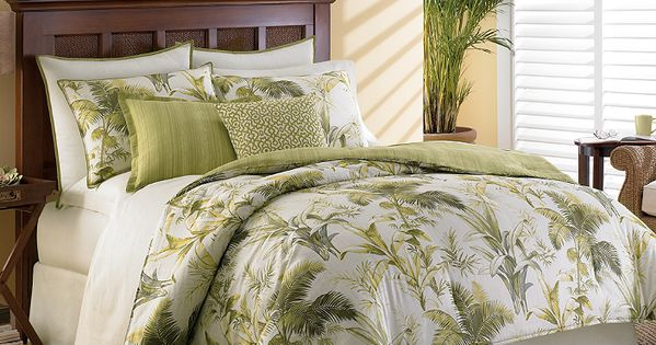 Tommy Bahama 174 Home Island Botanical Comforter Set 100