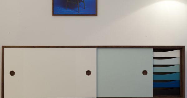 finn juhl sideboard danish modern and mid century. Black Bedroom Furniture Sets. Home Design Ideas