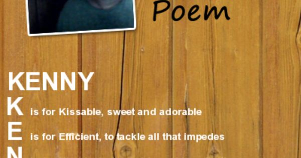 Acrostic Name Poem Acrostic Poem For Your Name Jesus