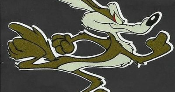 Wile E Coyote The Road Runner Sticker Decal Truck Car Surfboard Surfing Van Ute Custom Car Decals Custom Stickers Print Stickers