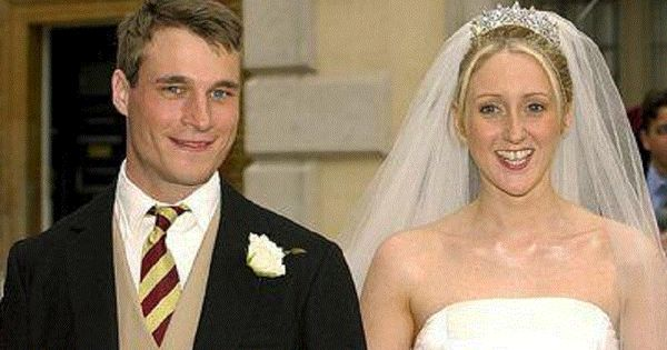 Earl Of Ulster Wedding: Alexander Windsor, Earl Of Ulster And Dr. Claire Booth