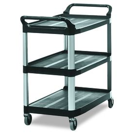 Rubbermaid Commercial Products 37 8 In 0 Drawer Utility Cart