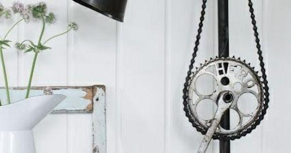 diy wohnideen fahrrad diy m bel stehlampe wohnideen selber