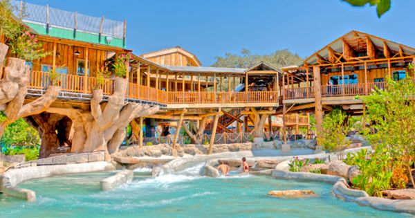 New Braunfels Camping >> The Treehaus Resort comes with its own lazy river #travel ...