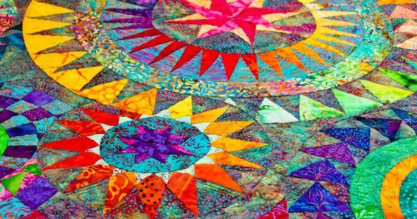 Fabulous colours. (design by Jacqueline de Jonge)