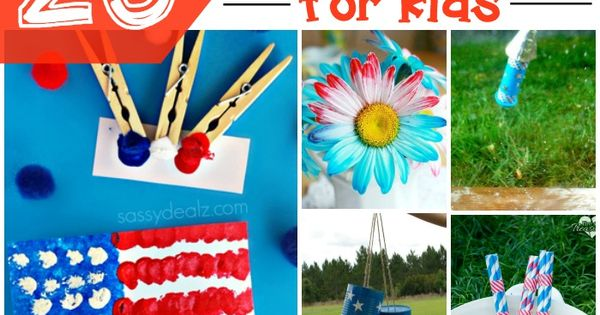 july 4th activities for toddlers