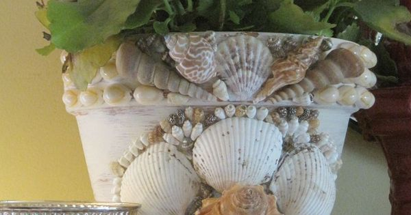 Things to make from seashells bring some beach to your - Things to do with seashells ...