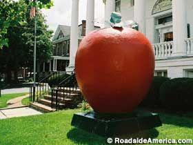 Big Apple Winchester Virginia Winchester Apple Plant