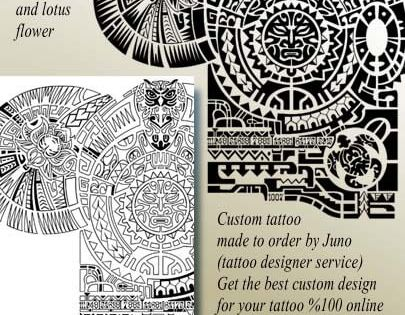 polynesian tattoo tattoo template samoan tribal template owl lotus flower juno tattoo designs. Black Bedroom Furniture Sets. Home Design Ideas