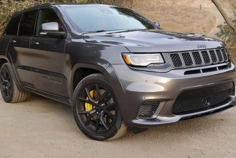 2019 Jeep Grand Cherokee Trackhawk Review Take The Fast Way Home