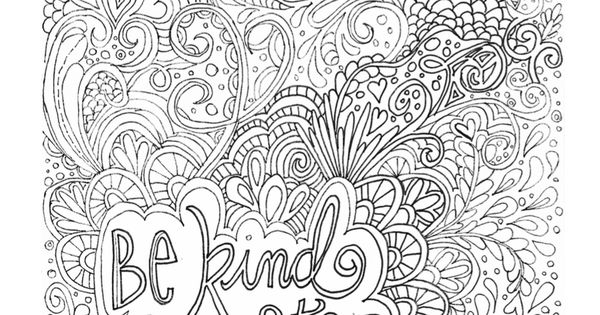 Printable Difficult Coloring Page Favourites Pinterest